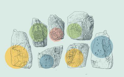 La Piedra, un libro.